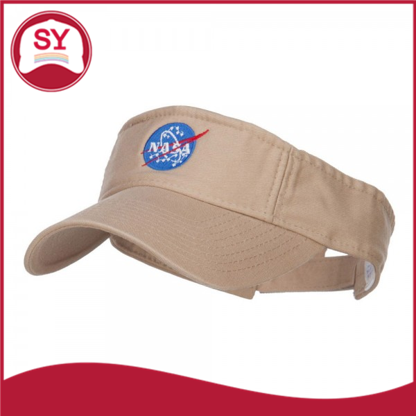custom label /logo uv sun visor hat wholesale made in China sun visor hat