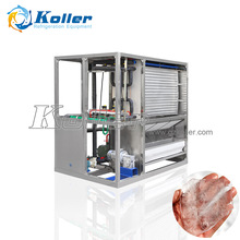 Water-cooling Plate Ice Making Machine for Tropical Areas