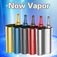 Wholesale factory Now Vapor double vapor volume 2014 alibaba express new sxk foggatti mod for Christmas gift