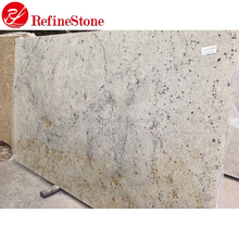 High polished imported colonial white granite with good price