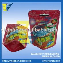 Stand Up Zipper Packaging Plastic