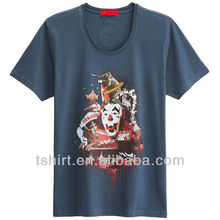 Custom mens all over print t shirts
