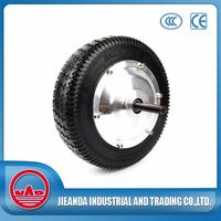 8 inch brushless DC hub motor electric tricycle use motor