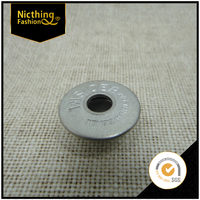 Factory Supply high quality metal cover tack new jeans button