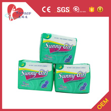 Super Thick Women Sanitary Pad Brand, Angel Sanitary Pad China, Sunny Girl Sanitary Pad Supplier