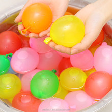 clear water balloons for party toy