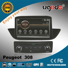 ugode for Peugeot 308 car media center