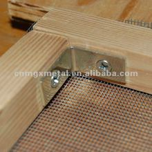 Right Angle Wood Corner Bracket
