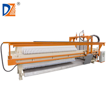 CE certificate Filtration Equipment Automatic Chamber Filter Press