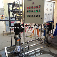 Factory Drinking Water Purification