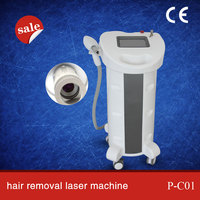 Epilator Home Use No pain ipl laser hair removal machine price / nd yag long pulse laser / hair remover laser