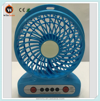 Winhoo 20156 Best Sellinglow power consumption table fan For Phone