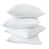 Density Breathable whosale stripe non-woven eco-friendly harmless fabrics filling PP cotton cushion inners/pillow filling