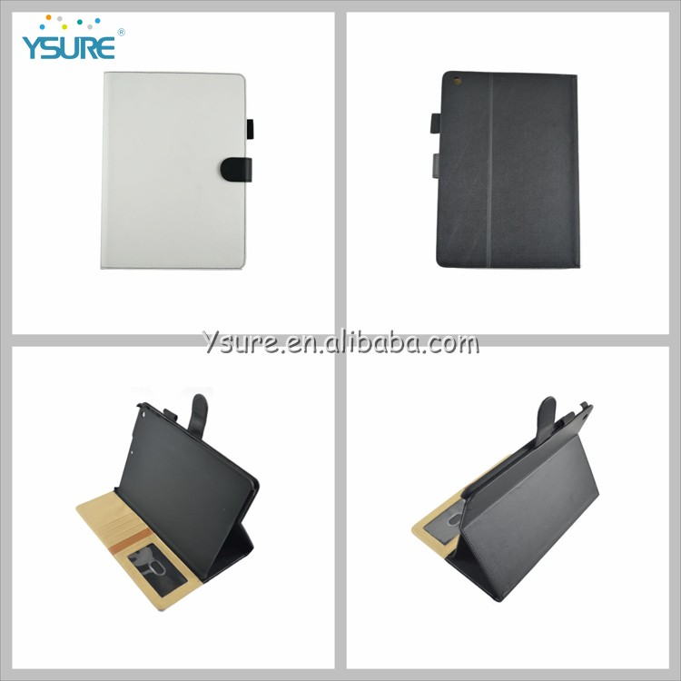 Simple style Stand leather cover for ipad air,for tablet pc case