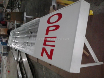 led shop name billboard signage, outdoor name board, outdoor advertising name board light box