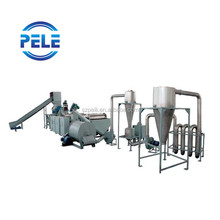 Film flakes bottles Plastic Recycling Line/Recycle Washing Line