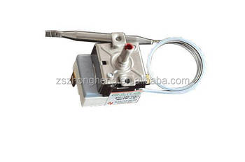 Chips frying machine thermostat WYF series