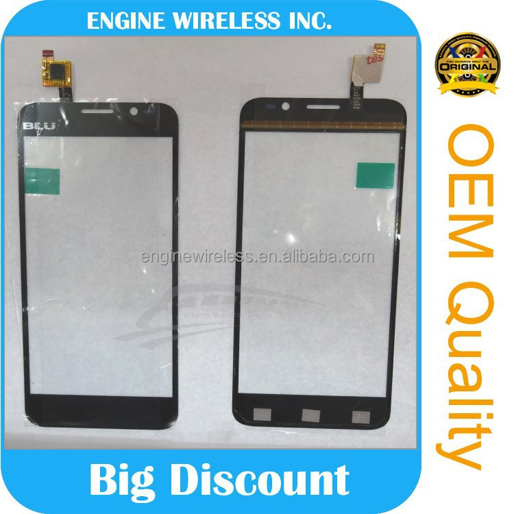 100% warranty wholesale,touch screen replacement for BLU D410,new products on china market