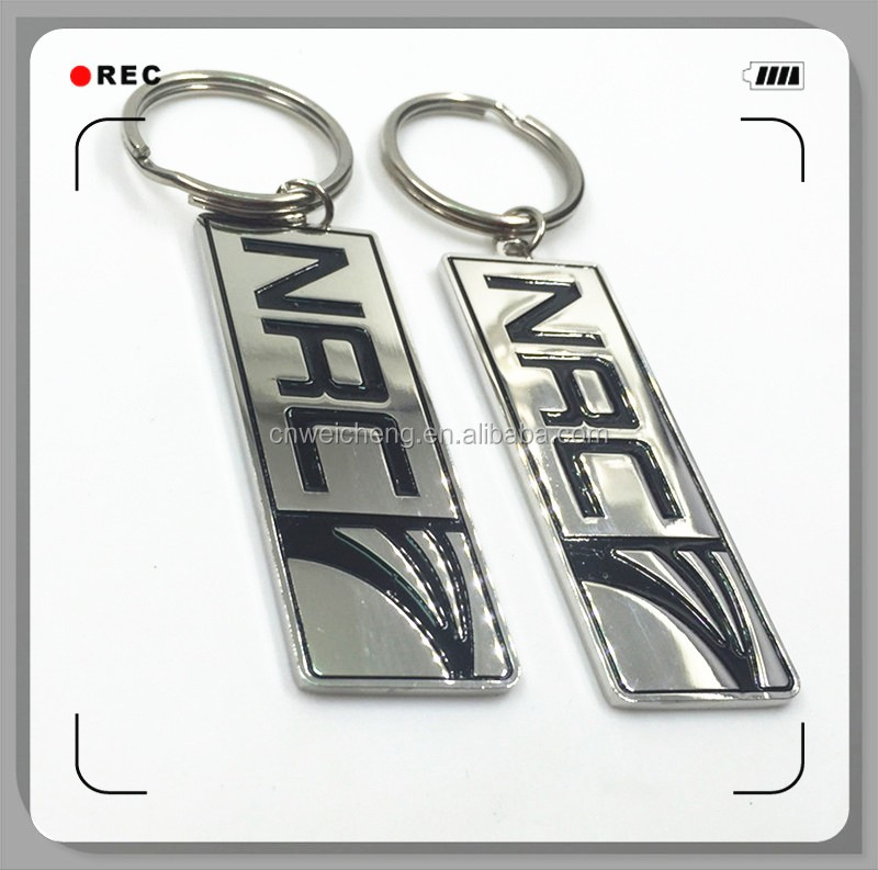 Best Selling Keyring 3D Key Chains