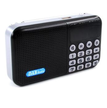 Portable Radio Digital FM  Radio Pocket Digital DAB Stereo  , DAB+ Radio with bluetooth connect with mobile phone