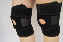 Adjustable Fitness Knee Pad for Football basketball, Neoprene Knee Support,Waterproof Knee Support with four springs