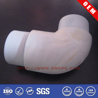 Plastic Bend Pipe/ Plastic Pipe Fitting
