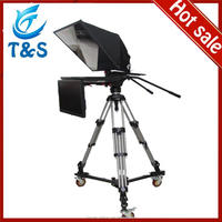 Hot selling hot selling professional lcd broadcast teleprompter with great price