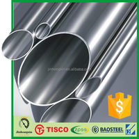 Good price super Austenitic ss316L stainless steel pipe per kg