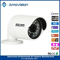 "ESCAM 1/4""CMOS QD310 1.0MP IR 15m Fixed lens h-series ip camera"