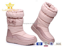 factory waterproof pu snow boots for women wholesale cheap boots