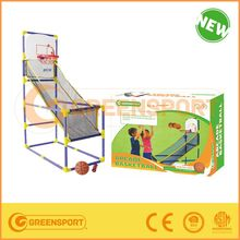 Assembled Basketball Backboard