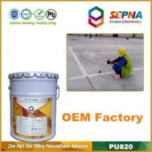 polyurethane construction chemical one part expansion joint sealant and adhesive