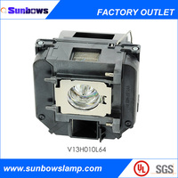 Hot sell Sunbows powerlite replacement Compatible Projector Lamp for Epson Projector ELPLP64