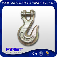 U.S. standard stainless steel hook
