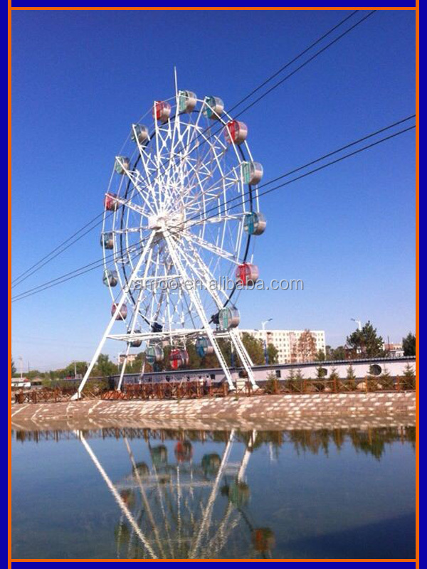 Major Amusement Rides Outdoor Christmas Ferris wheel for sale