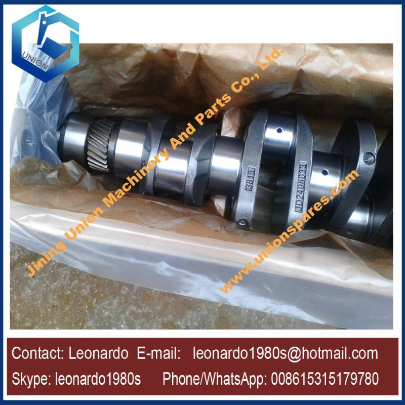 high quality crankshaft for MITSUBISHI 6D40
