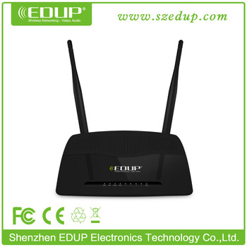 Shenzhen 300M Wireless Router Wi Fi with 4 Ports and Good Price