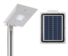 Integrated solar light, all in one ip66 waterproof solar led street light