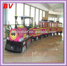 2013 new style Thomas mini train electric trackless train for shopping centre