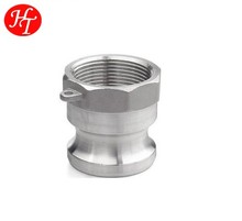 stainless steel connector camlock quick coupling type A B C D