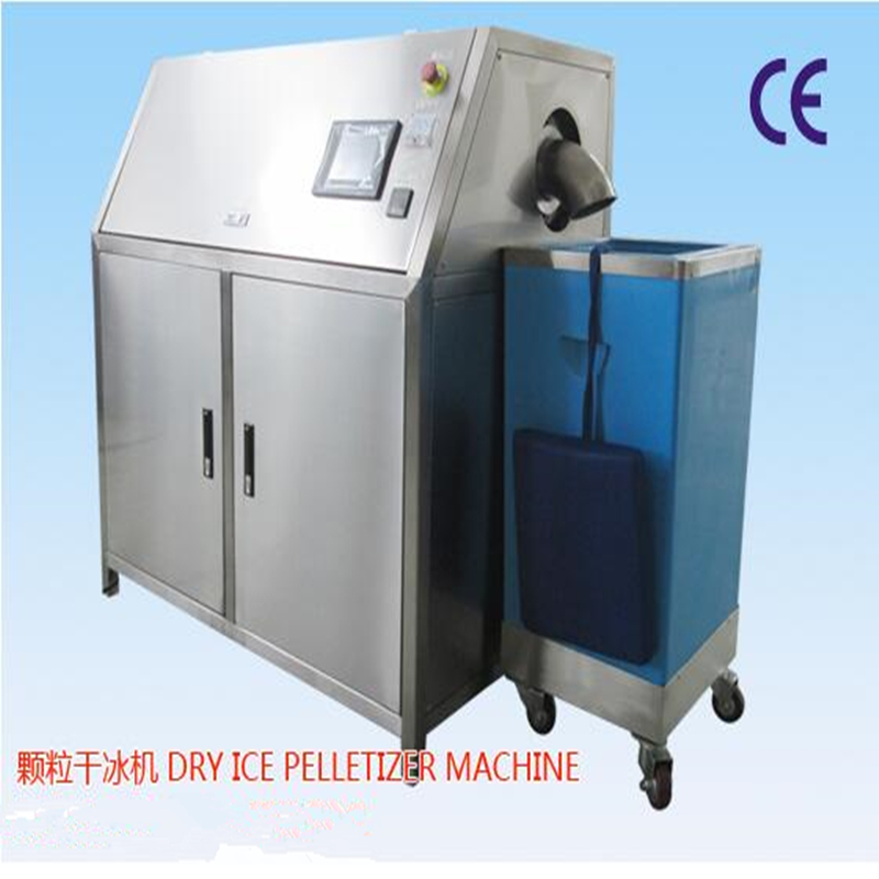 Dry ice making machine/dry cleaning machine on a sale pricenular