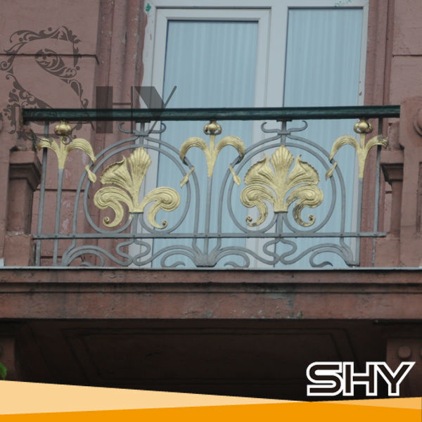 Modern Wrought Iron Window Grill Design,Ornamental Iron