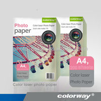 Color Laser Printer A3 Photo Paper, Matte Coated Double Side Laser Paper, Digital Pphoto Paper