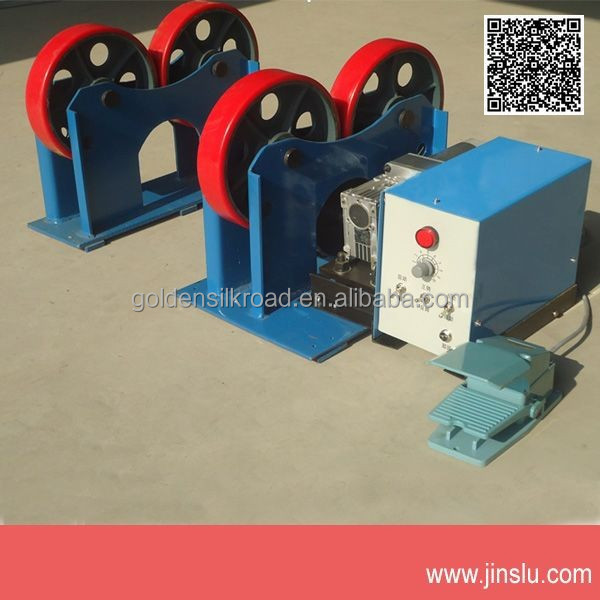 new design 1000kg welding turning roller