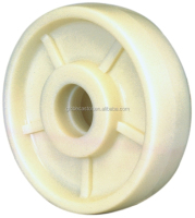 "10"" wheel,Various sizes 80mm,180mm,200mm Industrial nylon material forklift caster wheels"