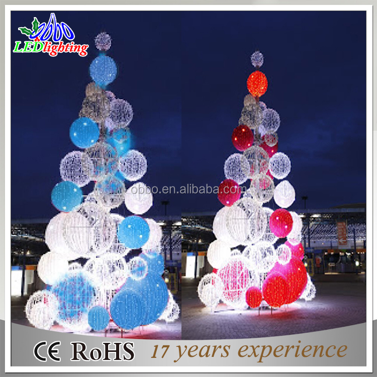 2016 new commercial christmas decorations large artificial Latest christmas decorations