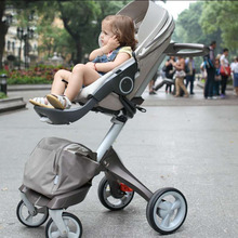 aluminium baby stroller 3 in 1 baby buggy electric luxury baby strollers
