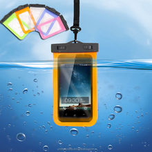 Waterproof Underwater Pouch Dry Bag Case Cover For Cell Phone Touchscreen
