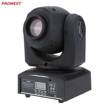 Mini LED Gobo Projector Moving Head Spot Light Stage lighting