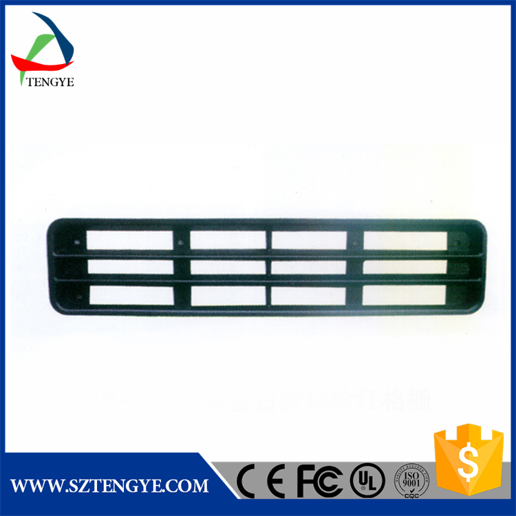 thermoformed ABS plastic car front grille